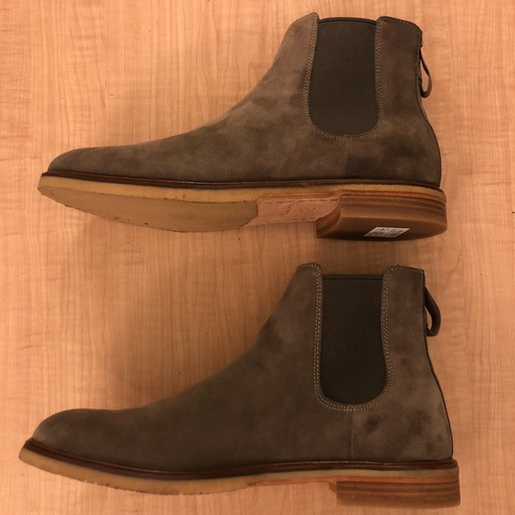 4031ae1d288 Men's Clarks Clarkdale Gobi Olive Suede Boots